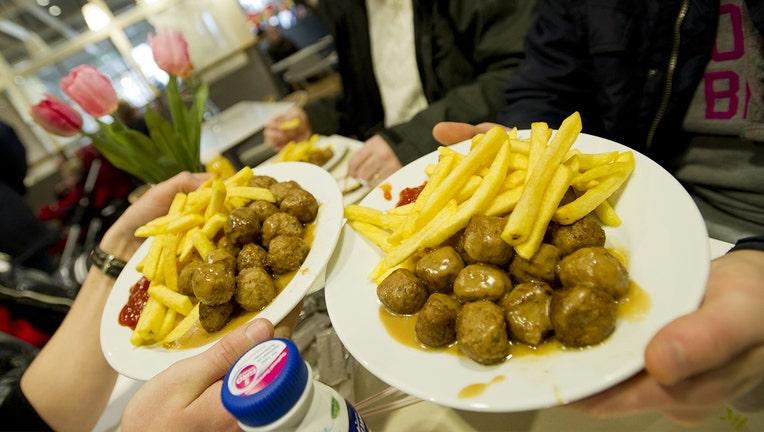 IKEA meatballs GETTY