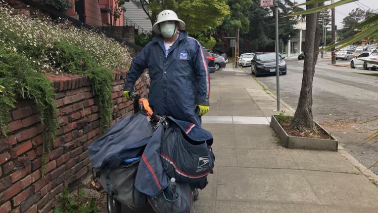 Oakland postal worker