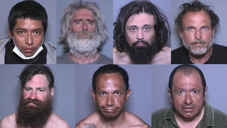 los angeles county sex offenders
