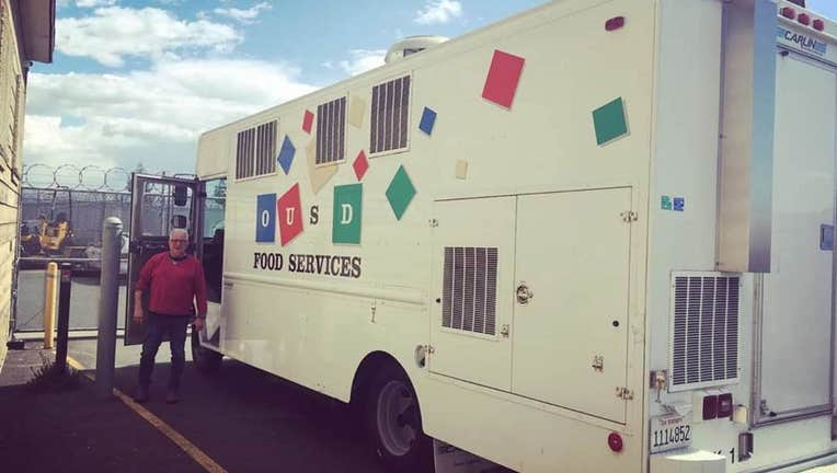 ousd food truck