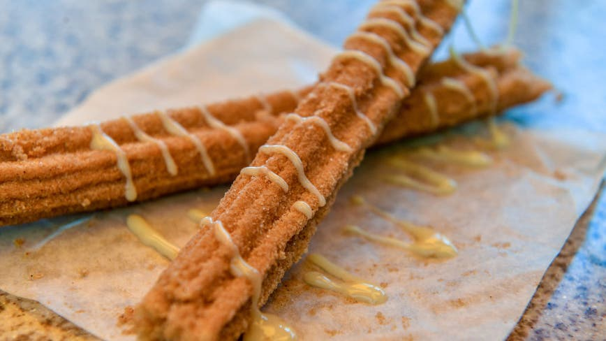 Comfort food: Disney releases recipe for the world-famous churros from its parks