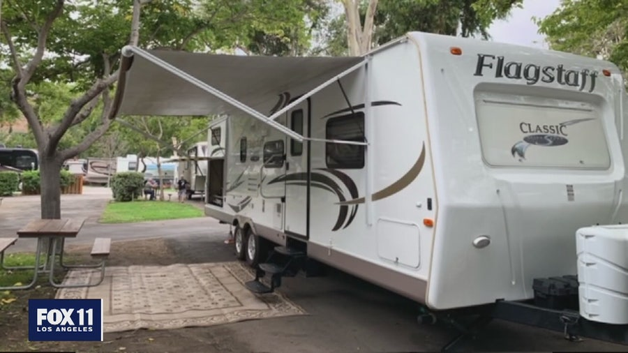 Good Samaritans donate their RVs to help house health care workers fighting COVID-19