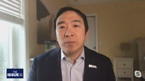 Andrew Yang calls for $2,000 a month for Americans during pandemic