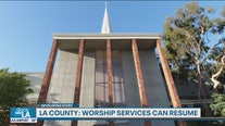 Reopening LA County: In-store sales, worship services can resume