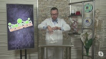 Mr. Science shares fun experiments to do at home with the kids