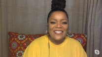 Yvette Nicole Brown talks about her family friendly new show 'The Big Fib'
