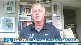 Catching up with Patrick McEnroe on the U.S. Open, tips on playing tennis safely, and more