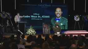 Remembering CHP Officer Andre Moye