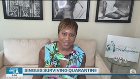 Monique Kelley gives virtual dating as singles adjust to quarantine life
