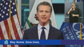 'Days, not weeks:' Gov. Newsom says of making significant modifications to stay-at-home order