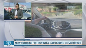 Car dealerships turn to online options amid pandemic