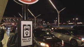 Uber  warns of delays at LAX