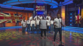 The Kingdom Choir performs on GDLA