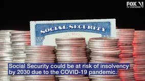 Coronavirus pandemic puts Social Security at risk of insolvency by 2030