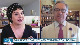 Paul Feig's 'Love Life' now streaming on HBO Max