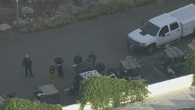 Suspicious package found inside hospital in Irwindale