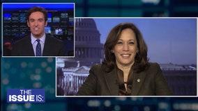 Sen. Kamala Harris: President Trump holding America 'hostage'