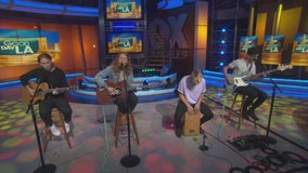 Flor performs on GDLA