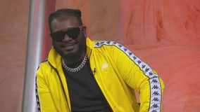 T-Pain talks 'Masked Singer' monster character and new album '1UP'