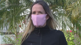 Local woman falls victim to online scam involving face masks