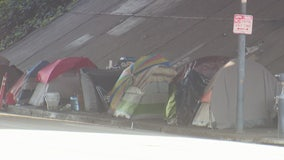 Thousands of homeless encampments to be removed under federal court order