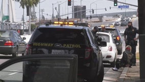 Double fatal crash in Downey