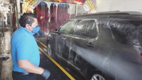 A New California: Car washes taking the cleaning process a step further