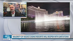 Steve Hill discusses the 'new normal' for Las Vegas casino resorts