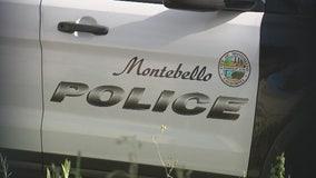 Montebello stolen police car