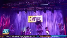 "Serayah from FOX's hit show ""Empire"""