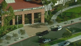 San Marino High School on lockdown after receiving threat