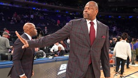 Ewing out of hospital after being treated for COVID-19