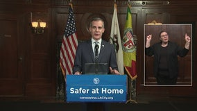Garcetti makes several announcements during daily briefing including 2 new COVID-19 testing sites