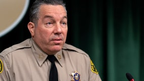 Los Angeles sheriff says crime continues to drop during pandemic