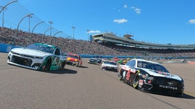 Safety protocols include Fox calling NASCAR race from studio