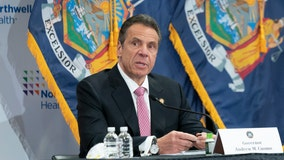 Health care workers who came to New York to fight coronavirus must pay state income tax, Cuomo says
