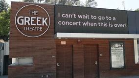 Greek Theatre cancels 2020 season due to pandemic