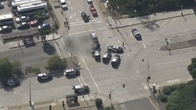 Pasadena pursuit ends in officer-involved shooting