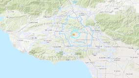 3.3 magnitude earthquake rattles Chatsworth area