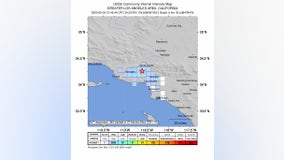Second 3.2 earthquake jolts the Chatsworth area