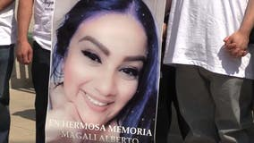 Three men facing murder charges in gang-related shooting death of single mother in South LA