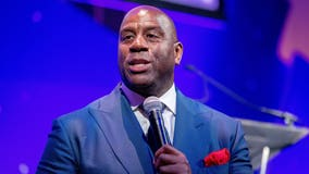 Magic Johnson giving $100M in loans to minority-owned businesses struggling amid COVID-19 pandemic