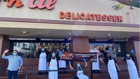 Popular Beverly Hills deli Nate'n Al's reopening for delivery, takeout