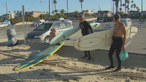 Seal Beach reopens beaches, park with social distancing restrictions