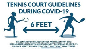 City of Garden Grove to reopen all tennis, handball courts beginning Friday