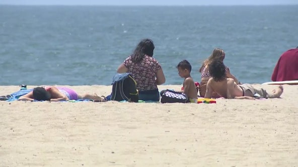 LA beaches, stores open ahead of Memorial Day weekend