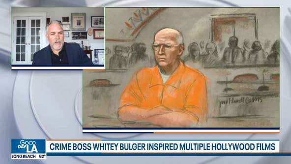 New book details life, capture and death of notorious crime boss Whitey Bulger