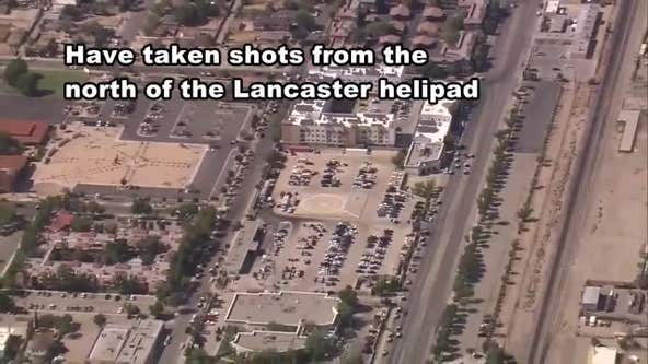 LA sheriff's deputy faked Lancaster sniper shooting
