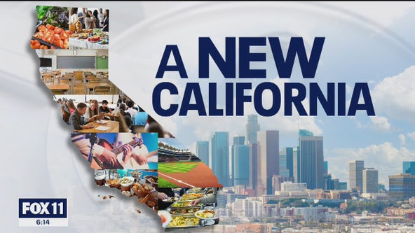 A school model for a new California