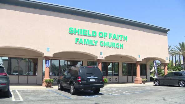 Defiant Fontana church opens doors to public despite Gov. Newsom's ban